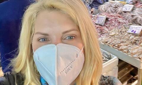 Μενεγάκη: Η αποκάλυψη μετά το σάλο με τις φωτογραφίες: «Έχει ακούσει τα εξ' αμάξης»