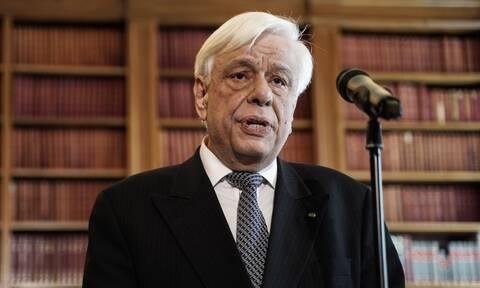 Παυλόπουλος: Η Ε.Έ. οφείλει να συμπράττει στην οριοθέτηση της ΑΟΖ Ελλάδας και Κύπρου