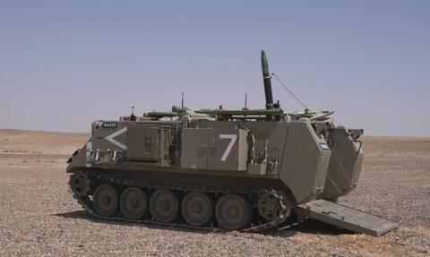 Εξοπλιστικά: Το πανίσχυρο Iron Sting που προτείνει το Ισραήλ - Τι μπορεί να προσφέρει