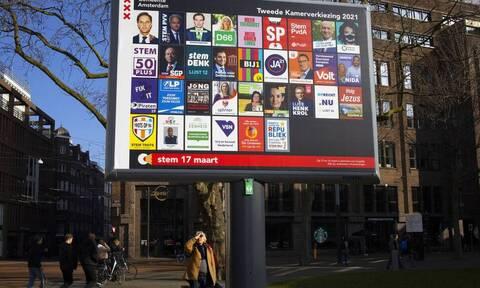 Ολλανδία: Νικητής ο Μαρκ Ρούτε στις πρώτες ευρωπαϊκές κάλπες εν μέσω πανδημίας
