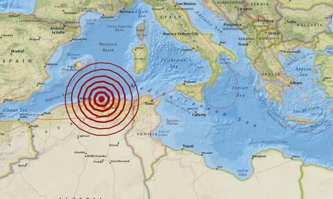 Ισχυρός σεισμός 6 Ρίχτερ στην Αλγερία (pics)