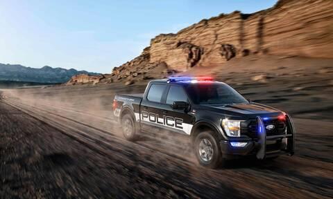 Το Ford F-150 είναι το νέο περιπολικό της αμερικανικής αστυνομίας