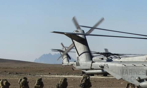 Αφγανιστάν: Συνετρίβη ελικόπτερο - 9 νεκροί