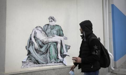Κορονοϊός: Η Ευρώπη στο έλεος του τρίτου κύματος- «Εγκληματικό» το μπλόκο στα εμβόλια
