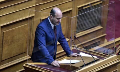 Δημήτρης Μαρκόπουλος για τη νοσηλεία του με κορονοϊό: Δεν υπήρξε στιγμή να μην φοβηθώ