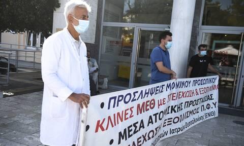 Ρεπορτάζ Newsbomb.gr: ΠΟΕΔΗΝ - Υποχρεωτικές μετακινήσεις γιατρών από τη Βόρεια Ελλάδα στην Αττική