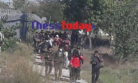 Συναγερμός στην Ειδομένη: Αυξάνονται οι ροές μεταναστών – Χωρίς περιπολικά η περιοχή