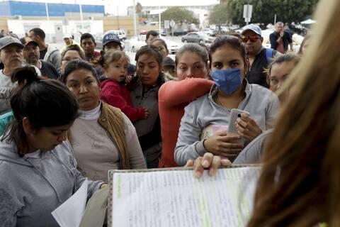 Αντιμέτωπες με νέα μεταναστευτική κρίση οι ΗΠΑ: Γιατί καταφθάνουν περισσότερα ασυνόδευτα παιδιά