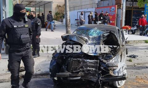 Ρεπορτάζ Newsbomb.gr: Άγρια καταδίωξη κλεμμένου οχήματος με 4 τραυματίες