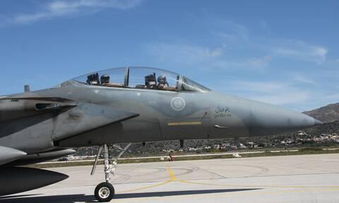 Πολεμική Αεροπορία: «Κλείδωσαν» το Αιγαίο Έλληνες και Σαουδάραβες – Έξαλλος ο Ερντογάν