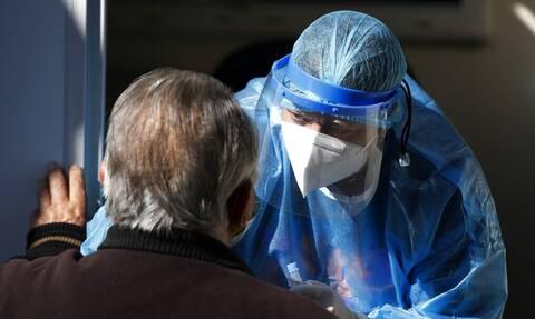 Κρούσματα σήμερα: 3.073 νέα ανακοίνωσε ο ΕΟΔΥ - 45 θάνατοι σε 24 ώρες, 645 οι διασωληνωμένοι