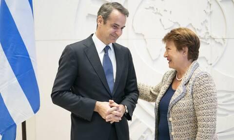 Ολοκληρώθηκε η πρόωρη εξόφληση δανείων του ΔΝΤ - Καταβλήθηκαν 3,3 δισ. ευρώ