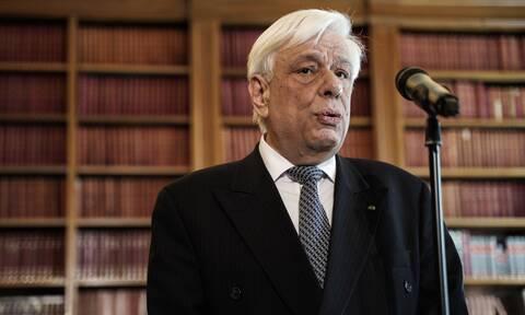 Παυλόπουλος: Η Ελλάδα έχει το, αναφαίρετο, δικαίωμα να θωρακίζει αμυντικώς όλα τα Νησιά του Αιγαίου