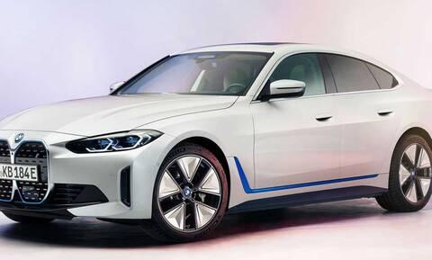 Αυτή είναι η νέα ηλεκτρική BMW i4 με έως και 530 ίππους!