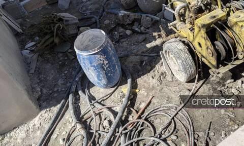 Θρήνος στο Ηράκλειο: Πάλεψε, αλλά δεν τα κατάφερε ο μικρός Ζαχαρίας που έπεσε σε βαρέλι