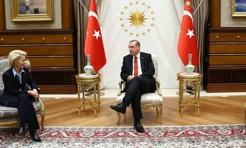 Τουρκία: Τηλεδιάσκεψη Μπορέλ-φον ντερ Λάιεν-Ερντογάν σήμερ – «Παιχνίδια» πριν τη Σύνοδο Κορυφής