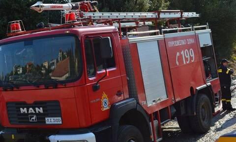 Καστοριά: Αυτοκίνητο έπεσε σε χαράδρα – Επιχείρηση απεγκλωβισμού του οδηγού