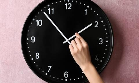 Αλλαγή ώρας: Πότε αλλάζουμε τους δείκτες του ρολογιού