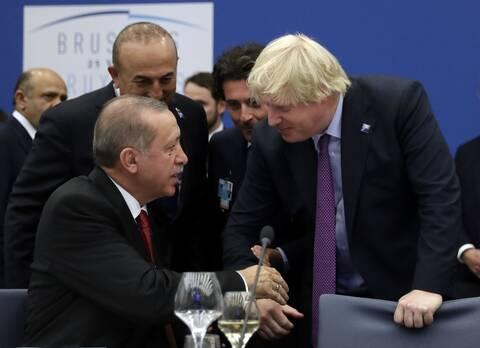 Economist: Οι Βρετανοί έγιναν οι νέοι Τούρκοι - Ένας μεγάλος γείτονας που «χτυπά» την Ευρώπη