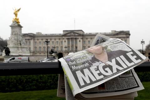 Σάλος με την Μέγκαν Μαρκλ: Η Sun είχε βάλει ντετέκτιβ να «σκαλίσει» παράνομα το παρελθόν της