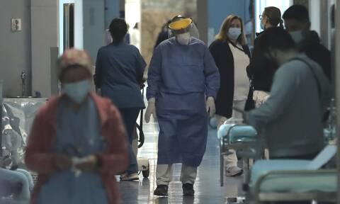 Κρούσματα σήμερα: 2.785 νέα ανακοίνωσε ο ΕΟΔΥ - 64 θάνατοι σε 24 ώρες, 649 οι διασωληνωμένοι