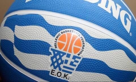 EOK: «Το ελληνικό μπάσκετ δεν τρομοκρατείται και δεν εκβιάζεται»
