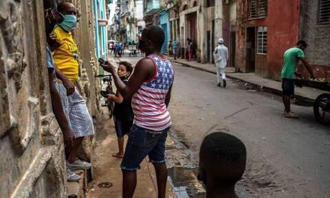 Κορονοϊός - Κούβα: Ξεπέρασαν τα 65.000 τα κρούσματα - Στους 387 ανέρχονται οι θάνατοι
