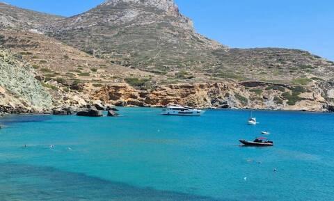 Το ελληνικό νησί που κάνει τη φαντασία σου πραγματικότητα