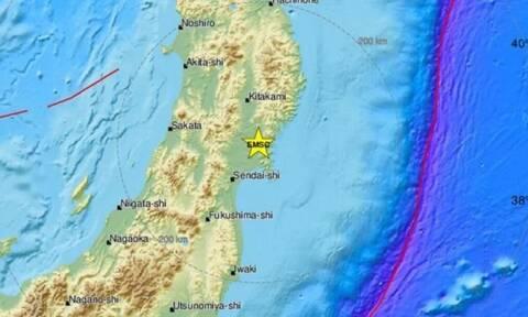 Σεισμός 7,2 Ρίχτερ στην Ιαπωνία - Προειδοποίηση για τσουνάμι (vids)