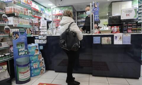 Πανελλήνιος Φαρμακευτικός Σύλλογος: Να επιλυθούν ζητήματα πριν διατεθούν από φαρμακεία rapid tests