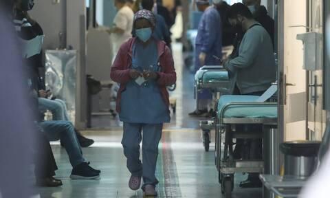 Κρούσματα σήμερα: 2.535 νέα ανακοίνωσε ο ΕΟΔΥ - 60 θάνατοι σε 24 ώρες, 672 οι διασωληνωμένοι