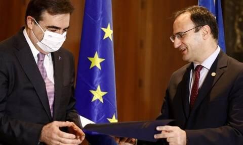 Μαργαρίτης Σχοινάς: Μέχρι το τέλος του καλοκαιριού θα έχει εμβολιαστεί το 70% του γενικού πληθυσμού