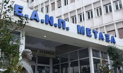 Κρούσματα στο «Μεταξά» - Ο Αν. Διοικητής στο Newsbomb.gr: «Μην πυροβολείτε γιατρούς και νοσηλευτές»