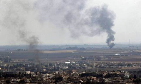 Συρία: Αεροπορικά πλήγματα της Τουρκίας σε περιοχή των Κούρδων