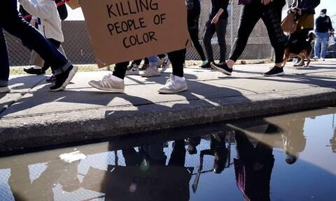 ΗΠΑ - Ατλάντα: Αντιρατσιστική διαδήλωση μετά τις επιθέσεις σε σπα όπου σκοτώθηκαν 6 γυναίκες