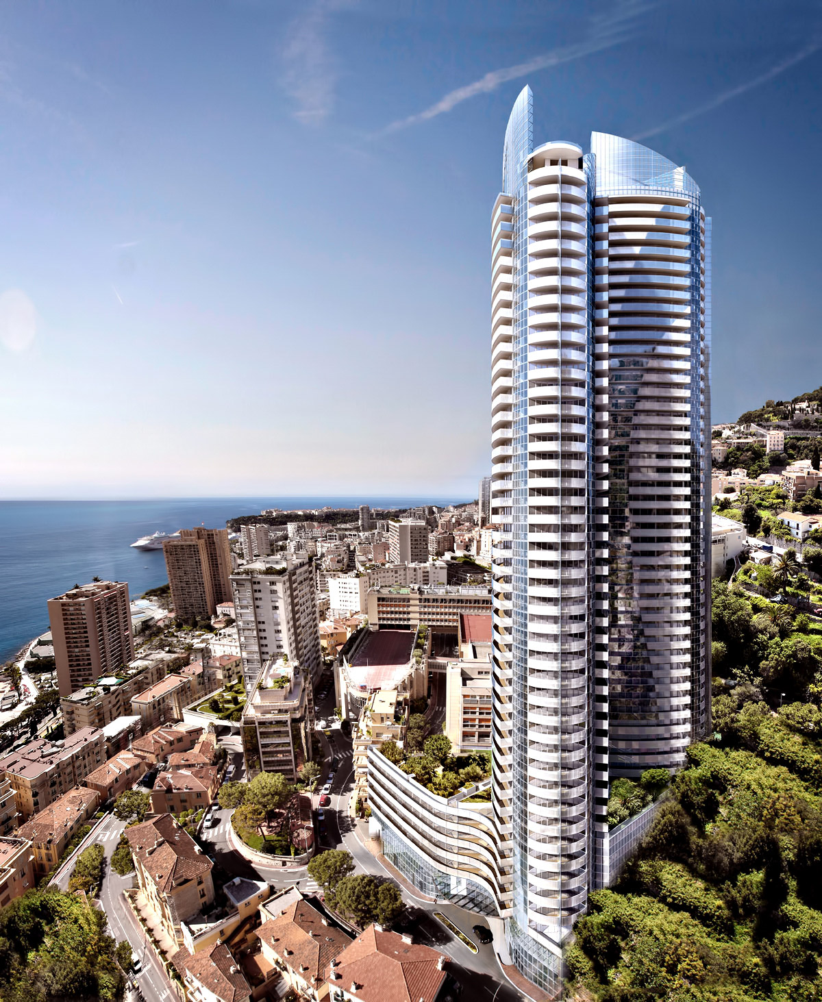05 Tour Odeon Tower Penthouse 36 Avenue de lAnnonciade Monaco