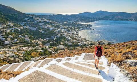 Άμα είσαι ποδηλάτης αυτό το ελληνικό νησί είναι για σένα