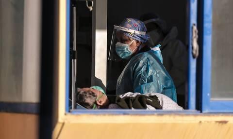 Κρούσματα σήμερα: 1.514 νέα ανακοίνωσε ο ΕΟΔΥ - 41 θάνατοι σε 24 ώρες, 674 οι διασωληνωμένοι