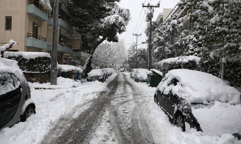 Καιρός: Χιόνια στην Αττική και πολικές θερμοκρασίες - Πώς θα κινηθεί η νέα ψυχρή εισβολή