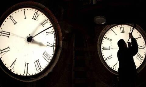 Αλλαγή ώρας 2021 - Πότε αλλάζει η ώρα