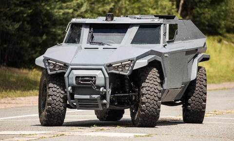Arquus Scarabee: To αυτοκίνητο του παγκόσμιου στρατιώτη! (video)