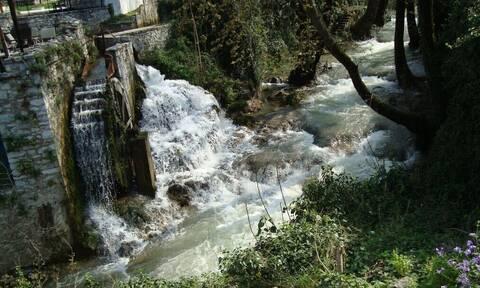 O μυθικός ποταμός δίπλα στην Αθήνα
