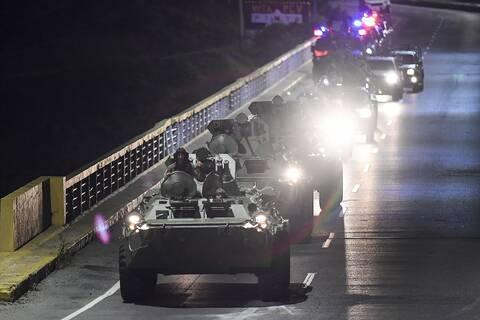 Ένταση στη Βενεζουέλα: Συγκρούσεις μεταξύ του στρατού και κολομβιανής ένοπλης οργάνωσης