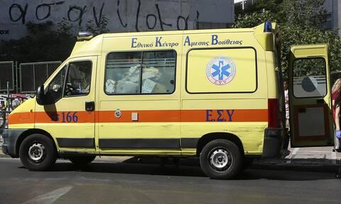 Κρήτη: Επανήλθε οδηγός μετά από το τροχαίο – Έδωσαν «μάχη» οι διασώστες επί 40 λεπτά