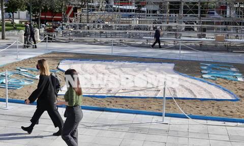 Ρεπορτάζ Newsbomb.gr - Επέτειος 25ης Μαρτίου: Μέτρα αλά Χόλιγουντ στην Αθήνα