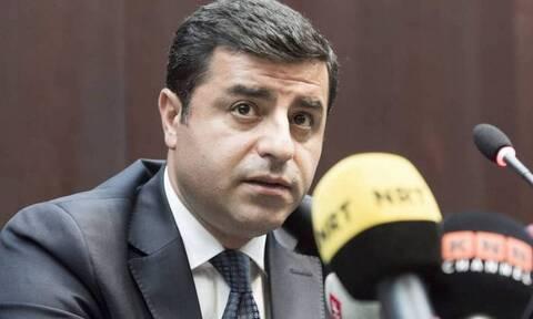 Τουρκία: Φυλάκιση 3,5 χρόνια στον Ντεμιρτάς για προσβολή του Σουλτάνου