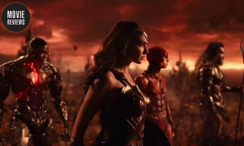 Snyder Cut: H ταινία που όλοι περίμεναν αλλά δυστυχώς απογοήτευσε
