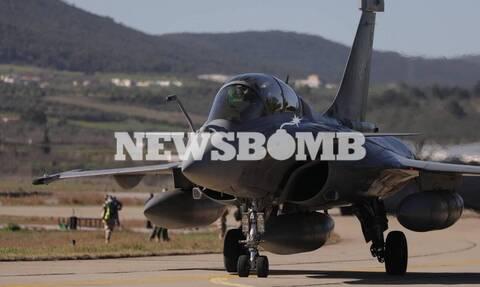 Rafale: Έτσι εκπαιδεύονται οι Έλληνες πιλότοι στο νέο μας μαχητικό – Έτοιμο το πρώτο αεροσκάφος μας