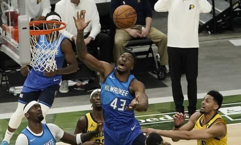 NBA: Νίκη για τους Μπακς παρά την απουσία Αντετοκούνμπο – Σάρωσαν με 140-113 τους Πέισερς