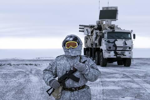Φόβοι για «ψυχρό πόλεμο» στην Αρκτική: Αυξημένη ρωσική και κινεζική παρουσία αναφέρει το ΝΑΤΟ